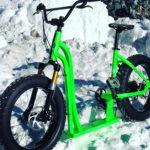 Bicycle hybrid