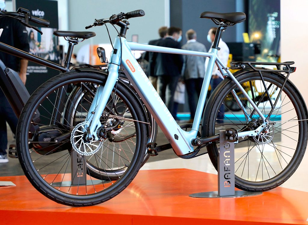 Drivetrains for Rear hub-motor e-Bike: Gear system options